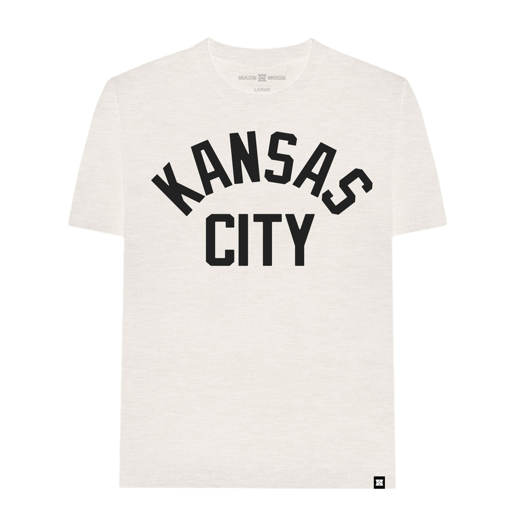 KC OG T-Shirt - Oatmeal