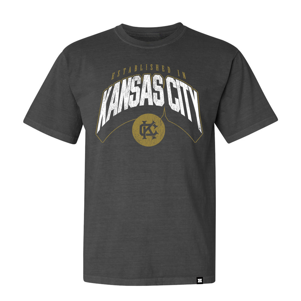 KC Punch T-Shirt - Grey