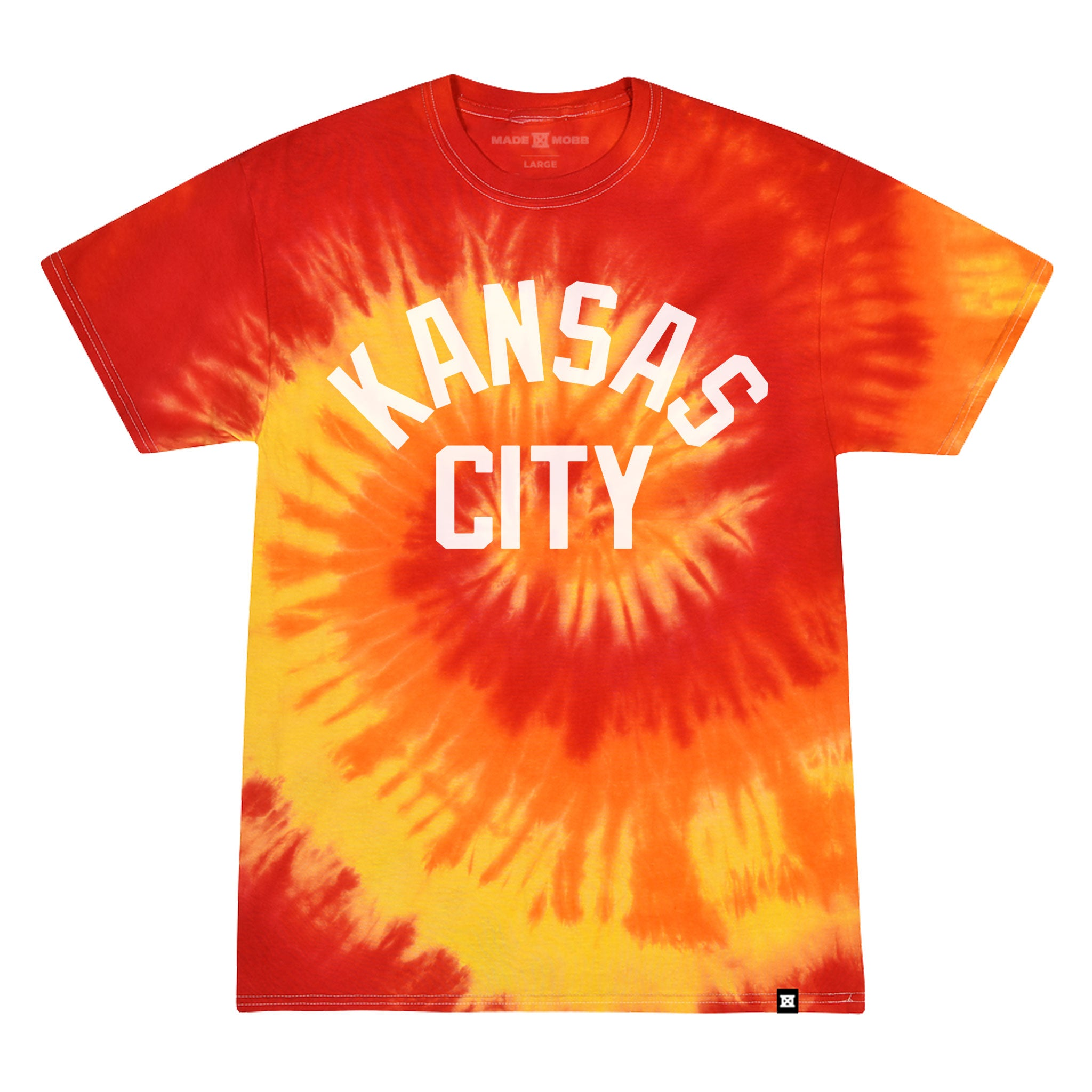 TIE DYE - KC Original - Red Sea