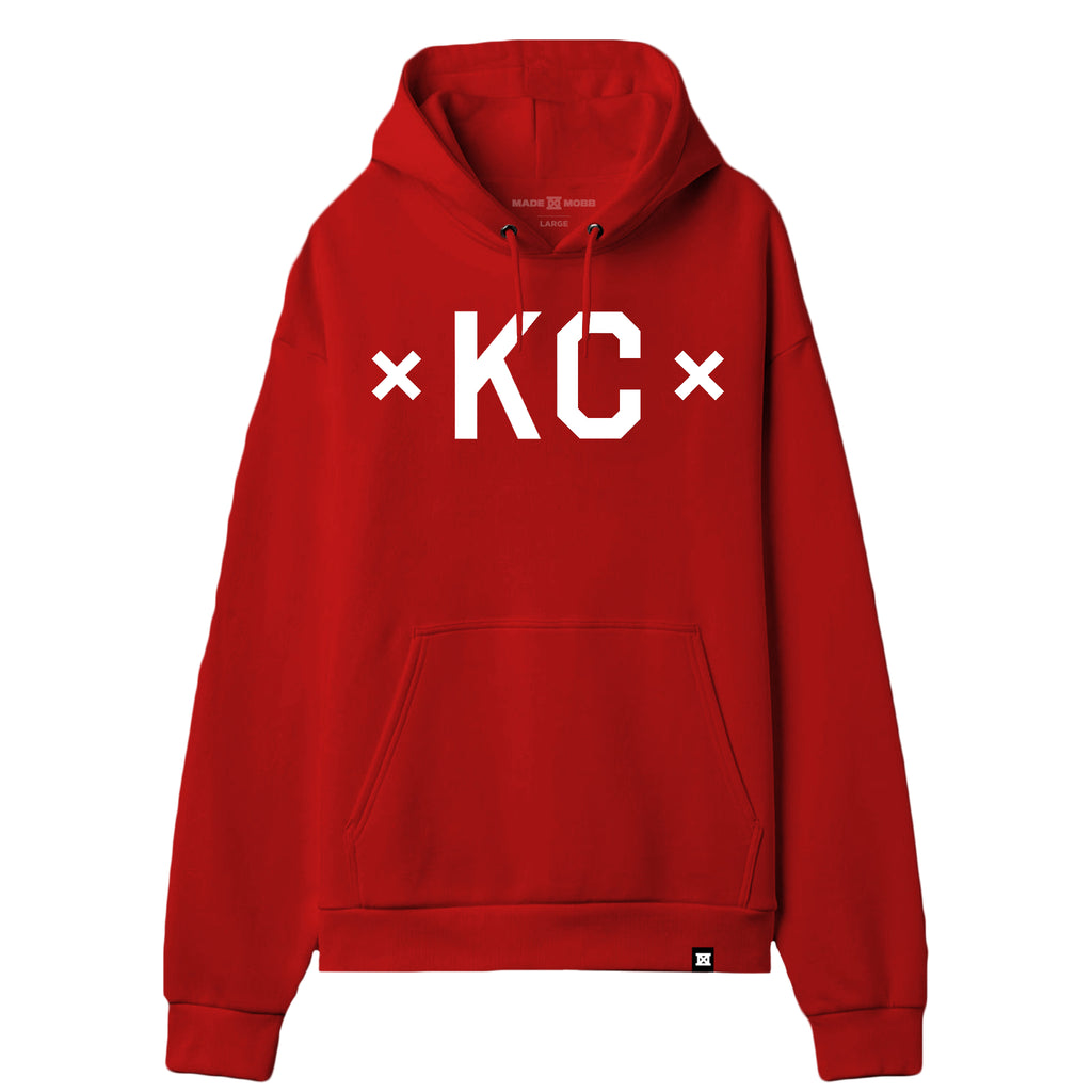 Signature KC Hoodie - Red