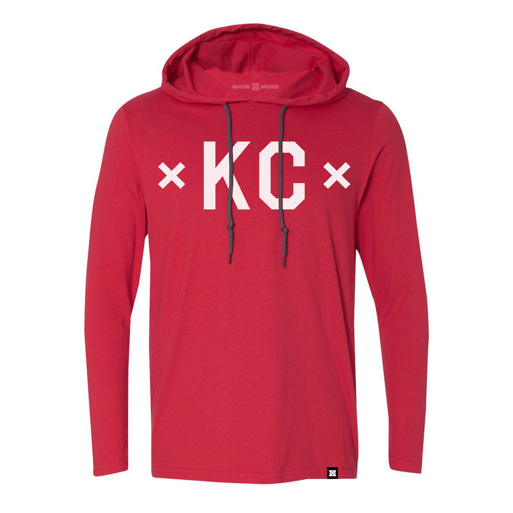 Signature KC Pullover - Red