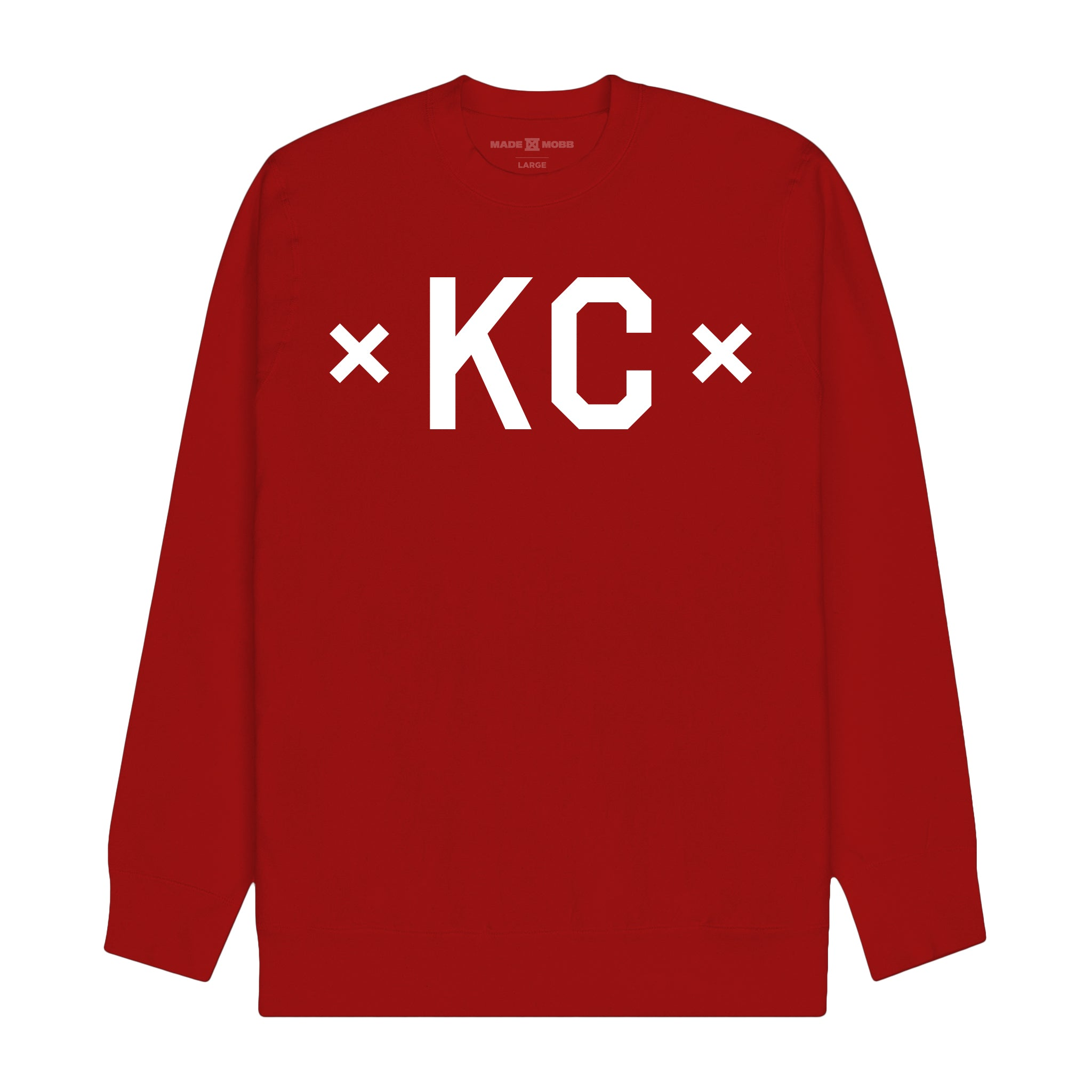 Signature KC Crew - Red