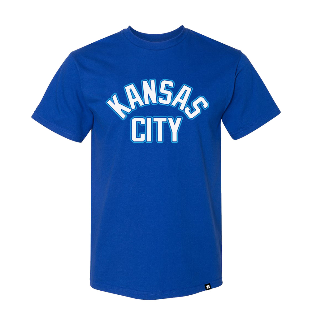KCOG BLUE Tee - Royal - ONLINE ONLY