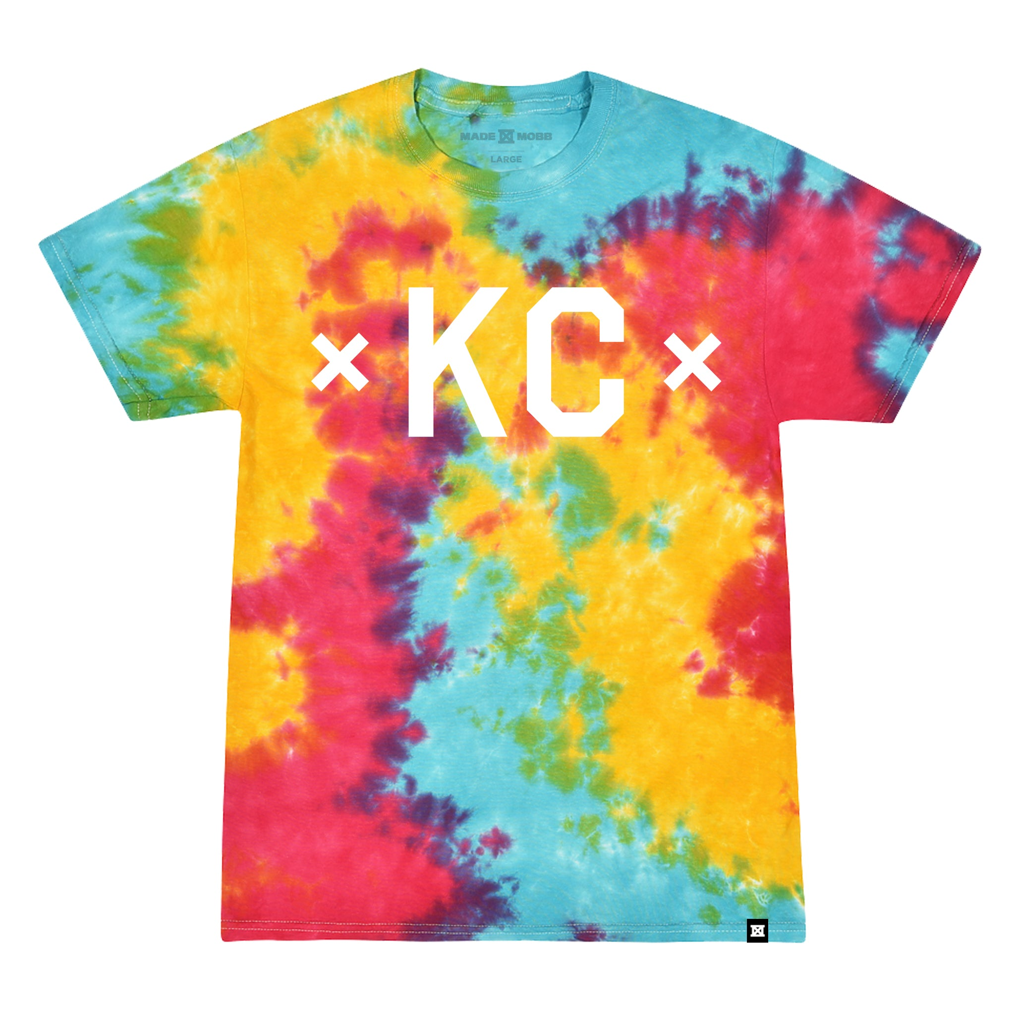 TIE DYE - Signature KC - Multi