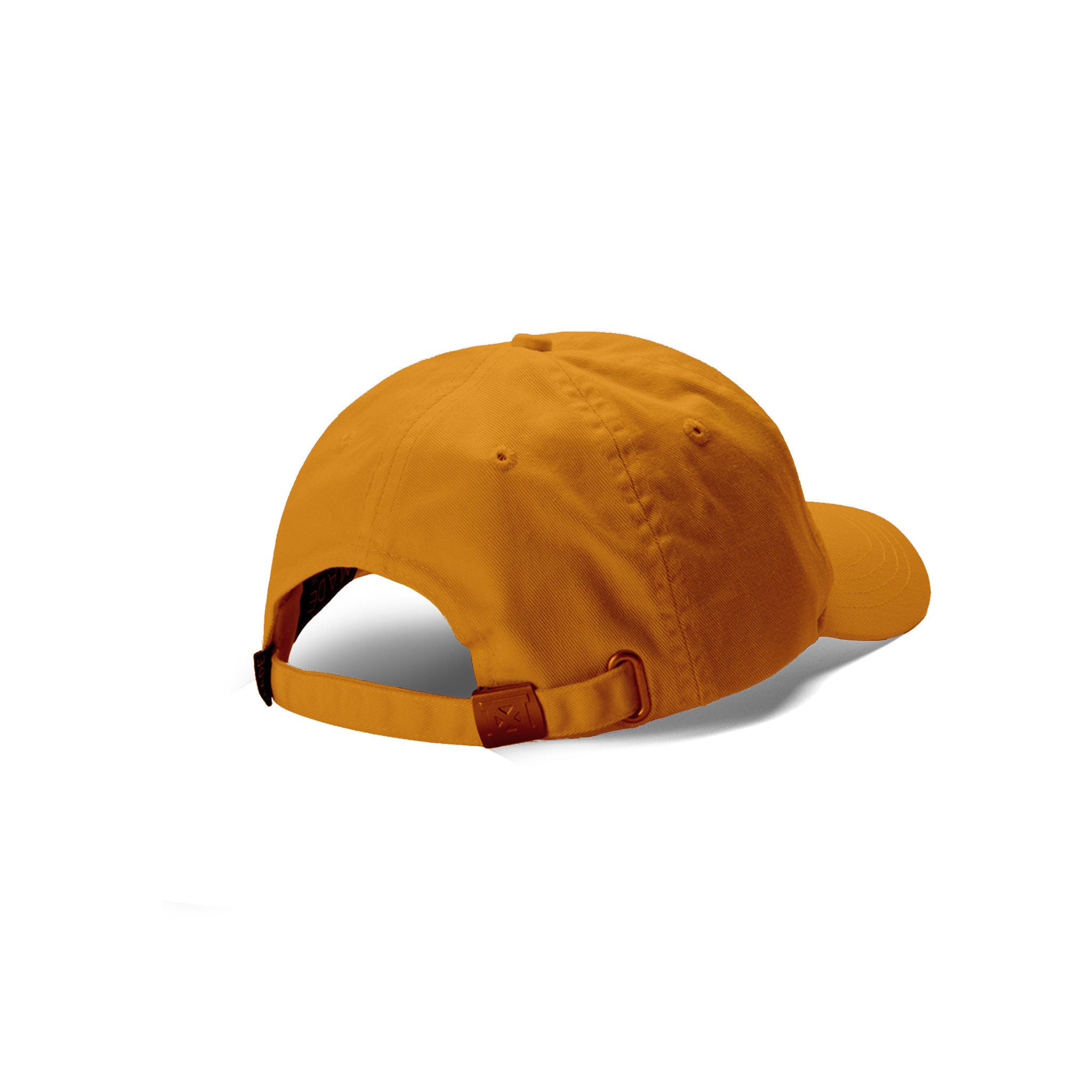 Signature KC Dad Hat - Mustard