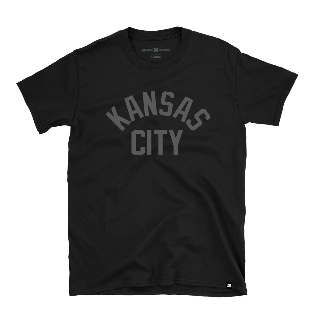 KC OG Black Tee - Reflective Ink / Online Only