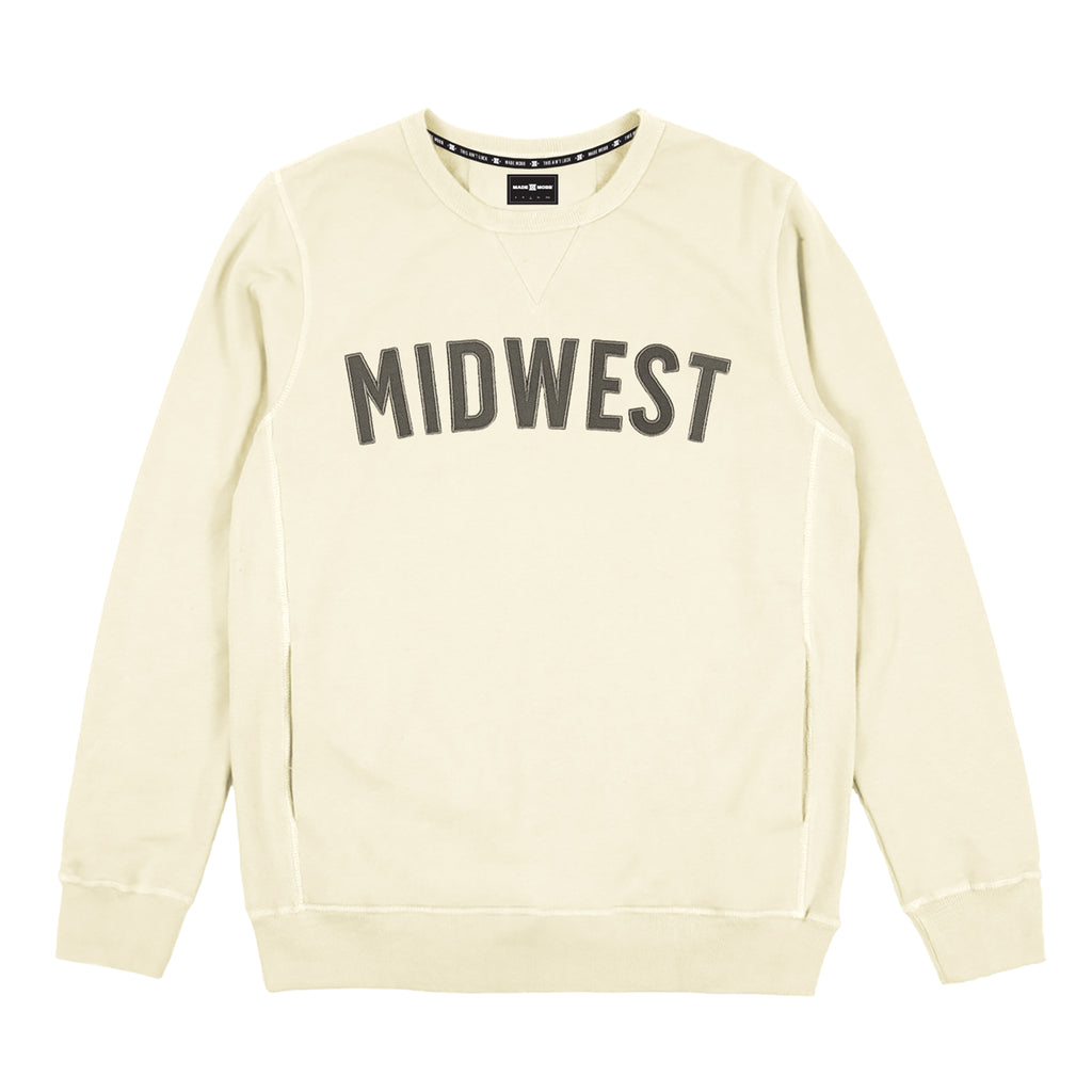 MIDWEST Statement Pocket Crew (Oversized)