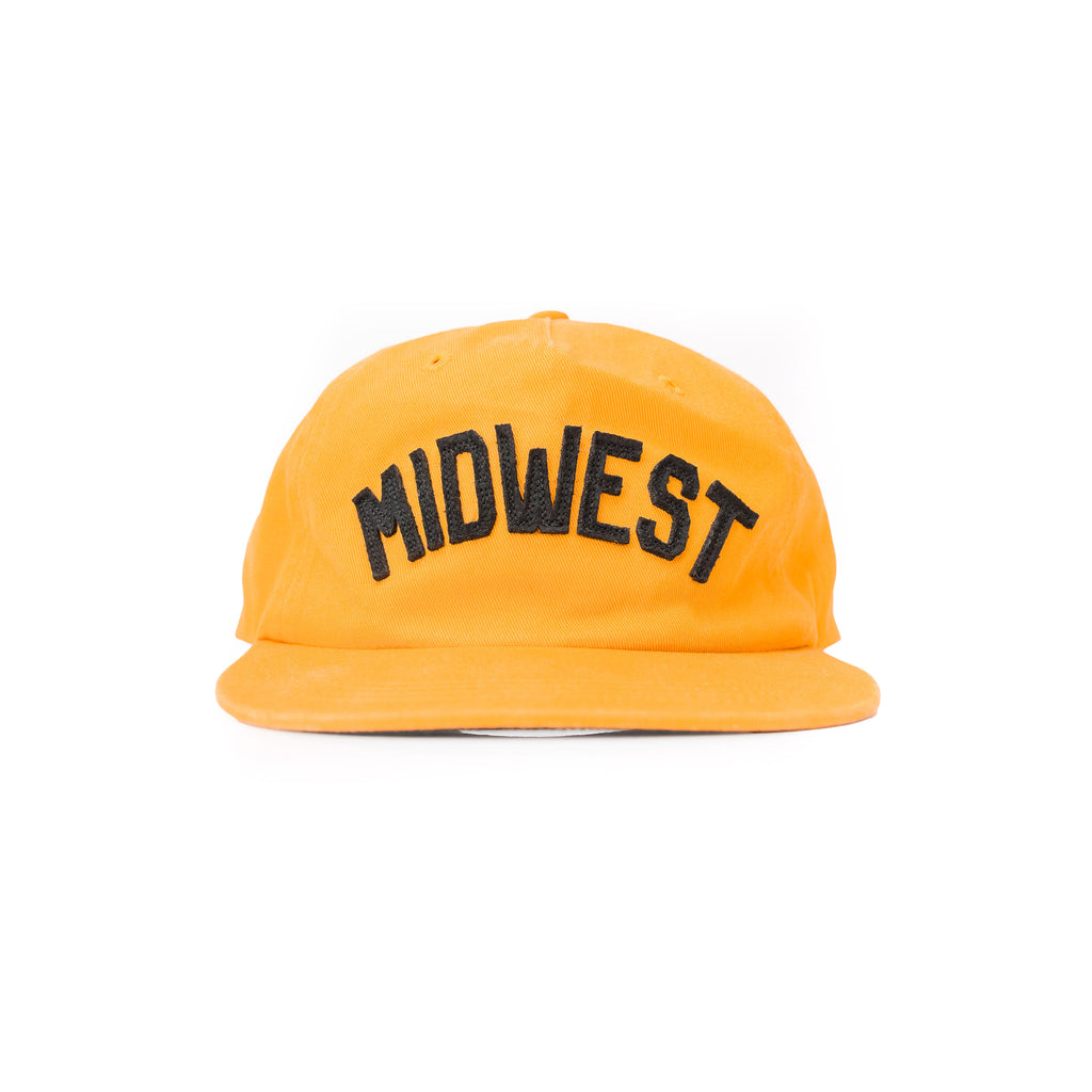 Midwest Hat - Mustard