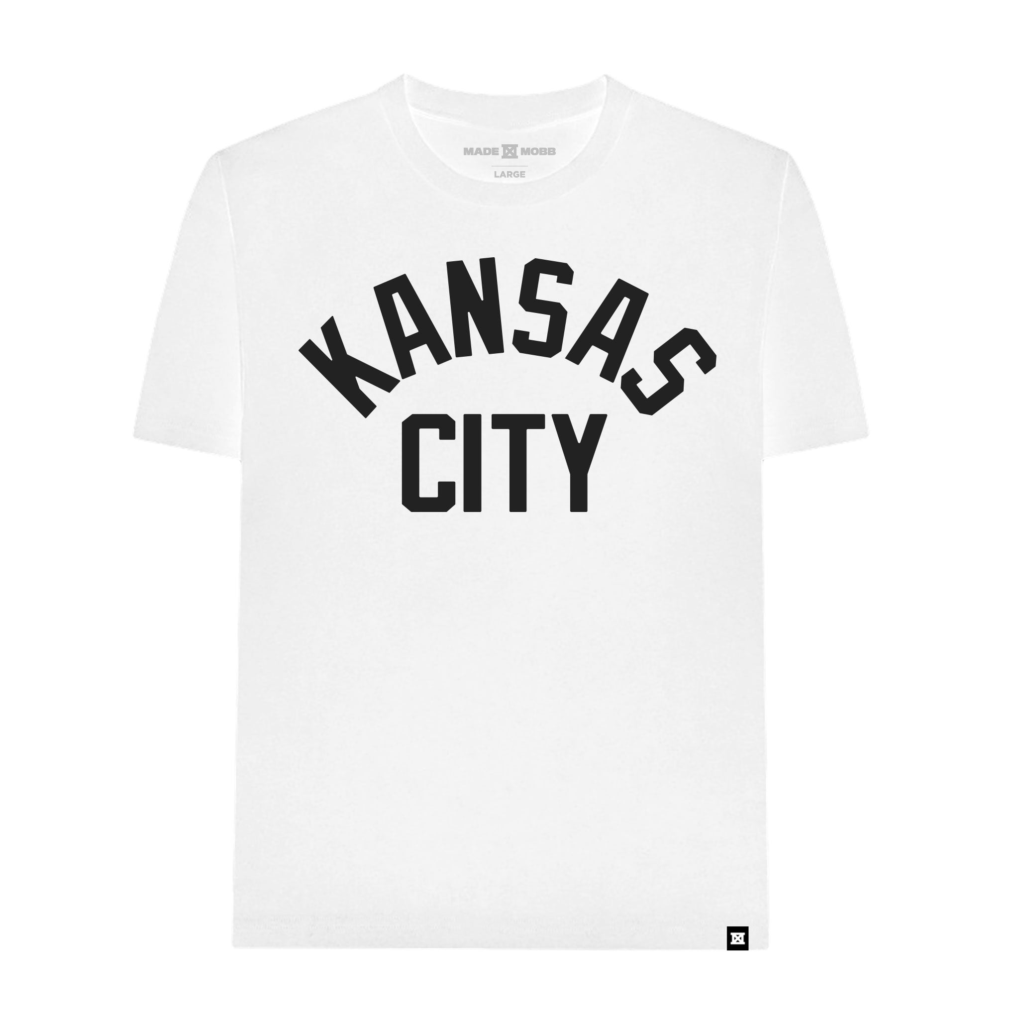 KC OG T-Shirt - White