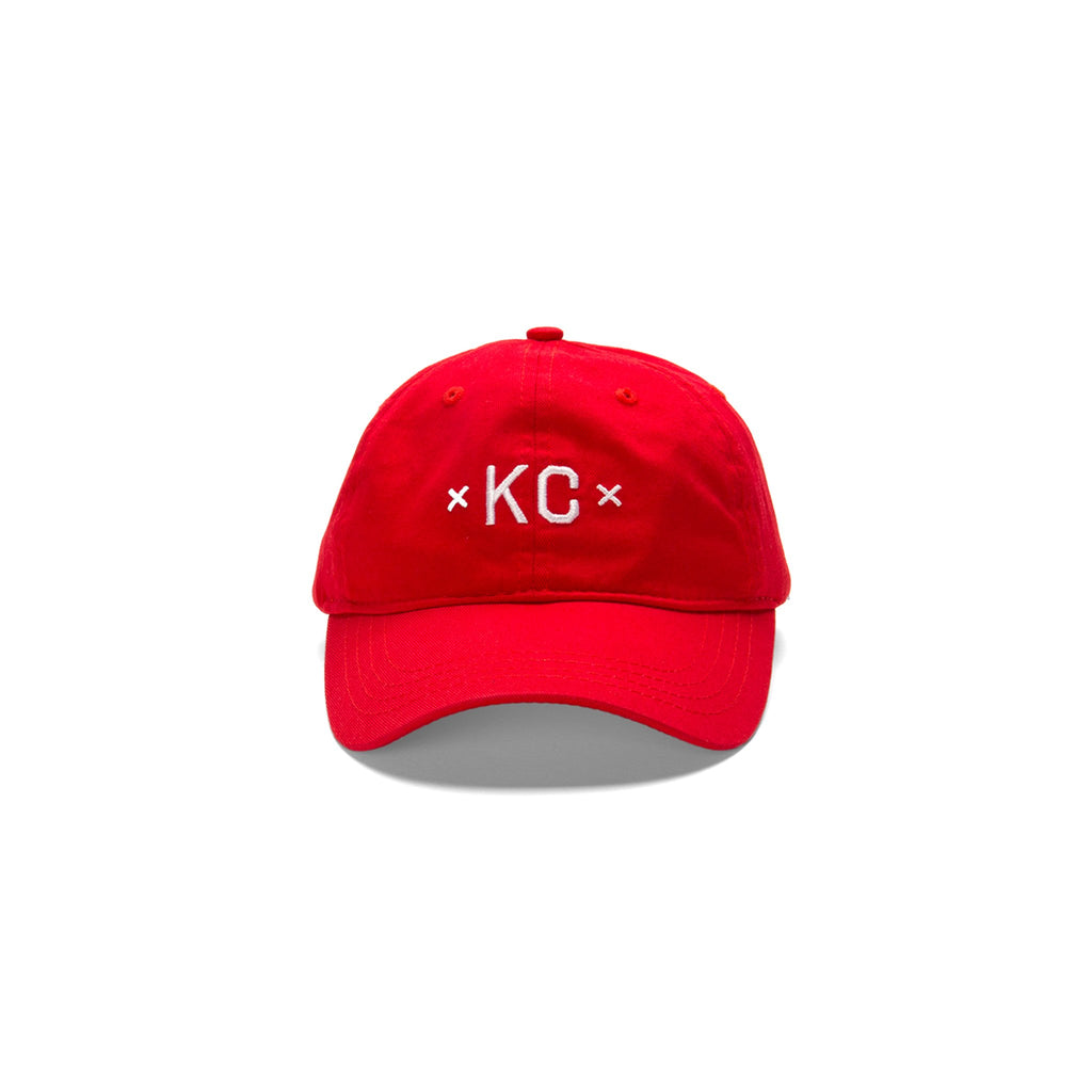 Signature KC Son Hat - Kids Size - Red