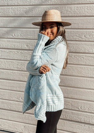 Out West Chunky Cardigan