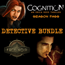 Detective Bundle: Cognition and Face Noir