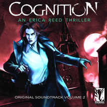 Cognition: An Erica Reed Thriller Soundtrack Vol. 2