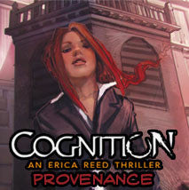 Cognition: Provenance E-Comic Prequel