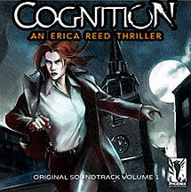 Cognition: An Erica Reed Thriller Soundtrack Vol. 1