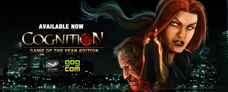 Cognition: An Erica Reed Thriller - Game of the Year Edition