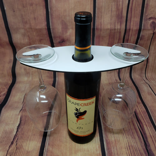 Wine Glass Holder 2 Glasses
