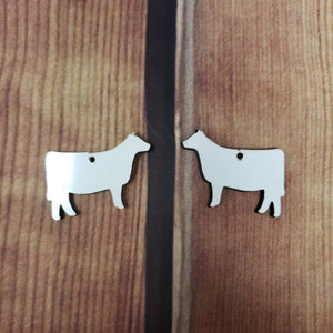 Heifer Earring Sublimation Blank | Earring | Sublimation