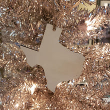 Load image into Gallery viewer, Texas Christmas Ornament