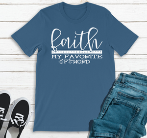 Faith my Favorite F Word