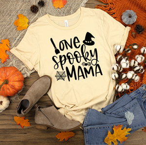 One Spooky Mama
