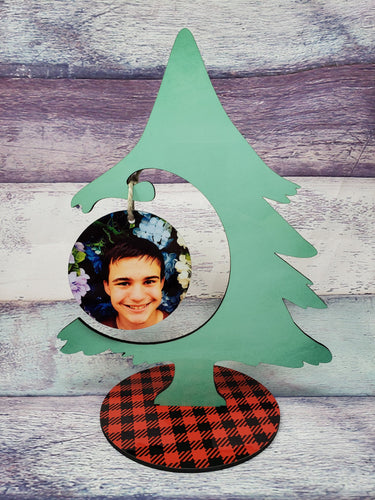 Christmas tree with ornament |  Christmas | Sublimation Blank | Sublimation