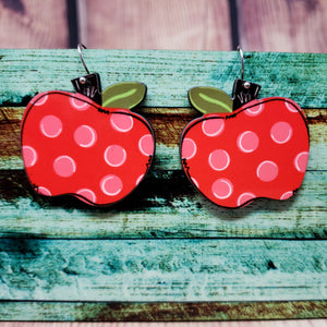 Apple Earring Sublimation Blank | Earring | Sublimation