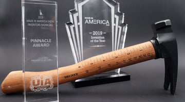 The Boss Hammer Wins Invention of the Year 2019
