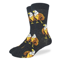 Men's Mighty Eagle Socks - Good Luck Sock