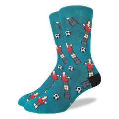 Men's Foosball Socks - Good Luck Sock