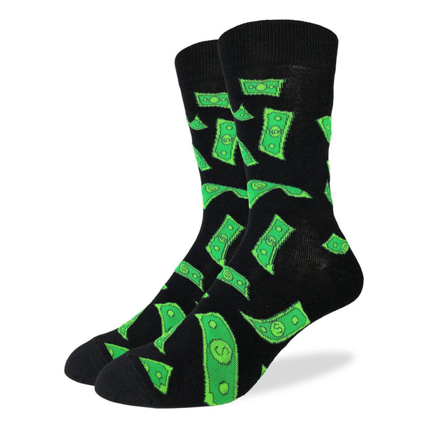 Men's Raining Money Socks
