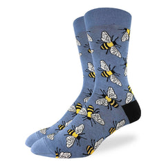 Men's Bees Socks - Good Luck Sock