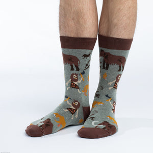 Men's Cavemen Socks