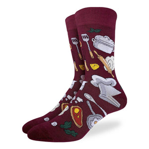 Men's Chef Socks