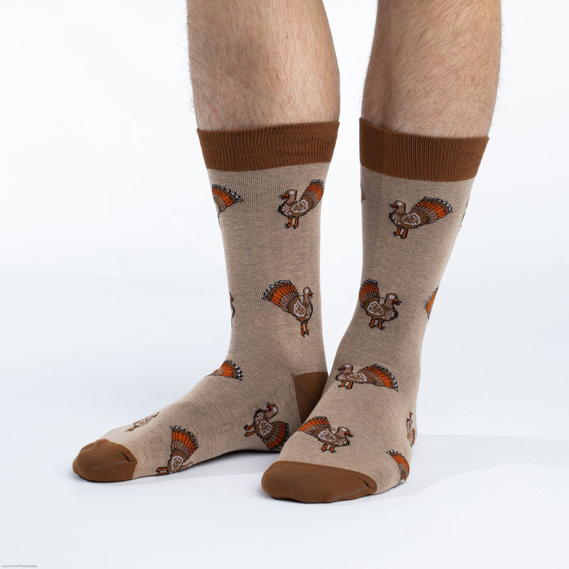Men's Turkey Socks
