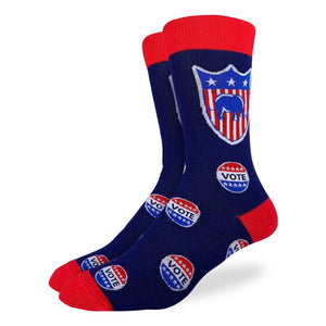 Men's Vote Republican Socks