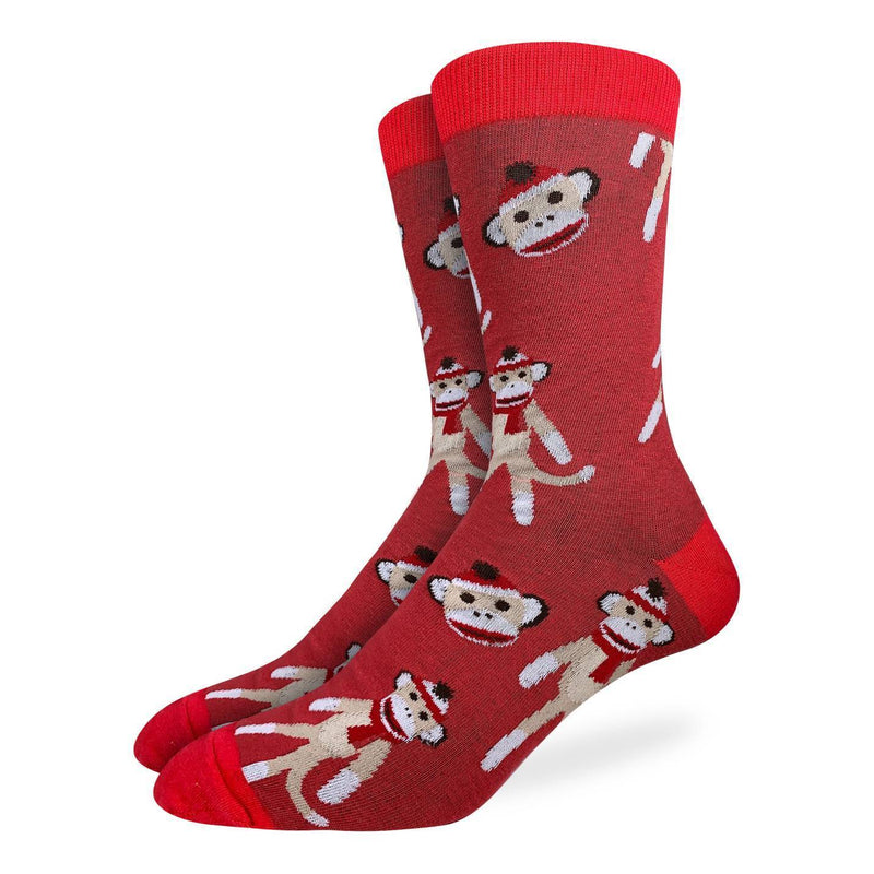 Men's Sock Monkeys Socks