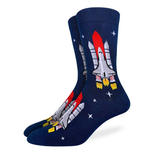 Men's Space Shuttle Socks