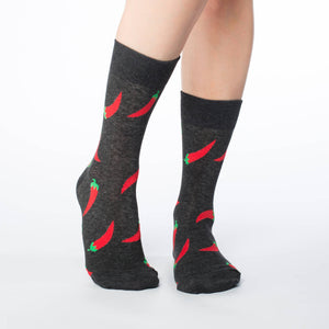 Women's Hot Pepper Socks