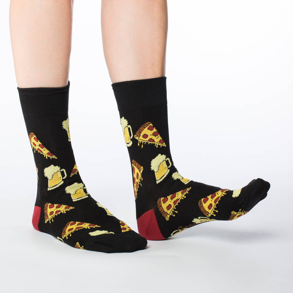 Women's Pizza & Beer Socks