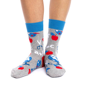 Women's School Teacher Socks