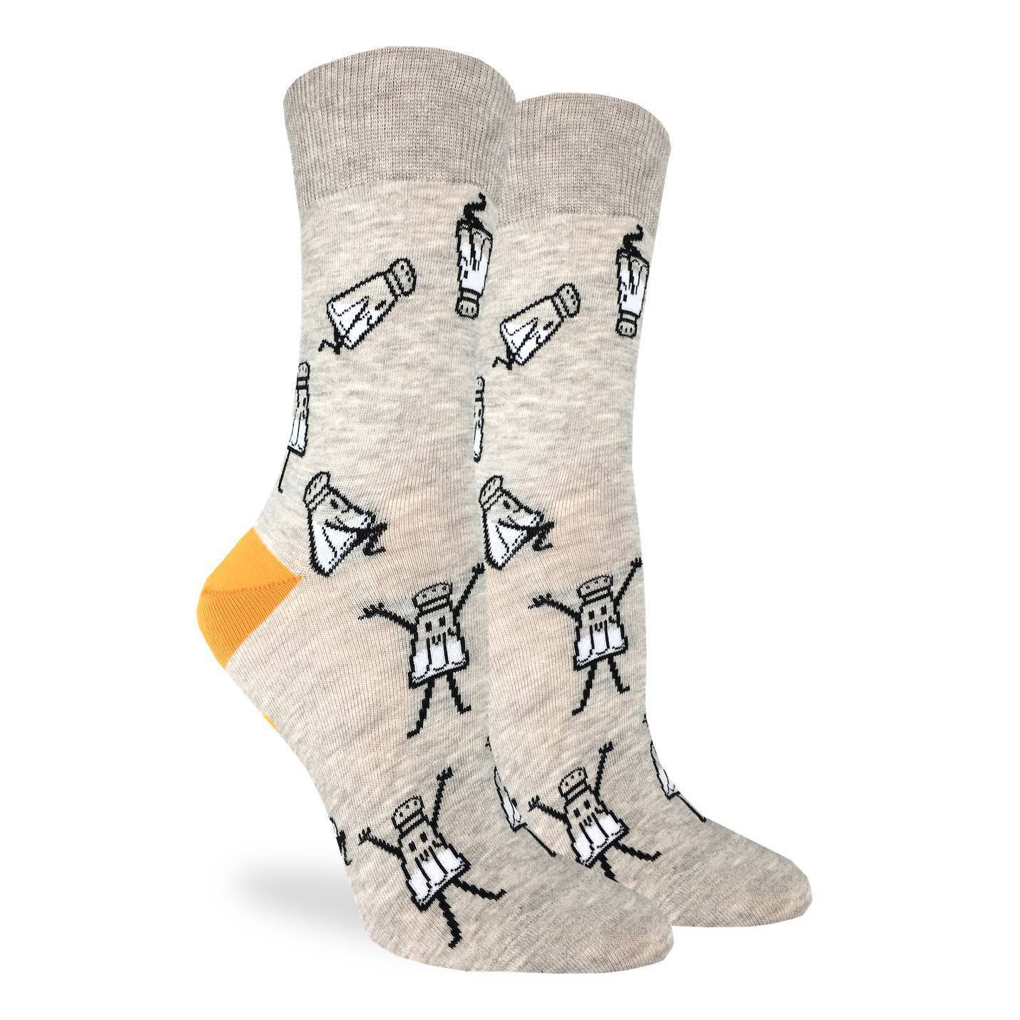Women's Salt Shaker Socks - Good Luck Sock