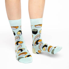 Women's Sushi Socks - Good Luck Sock