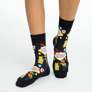 Women's Las Vegas Socks