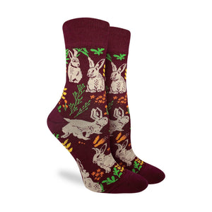 Women's Woodland Bunnies Socks