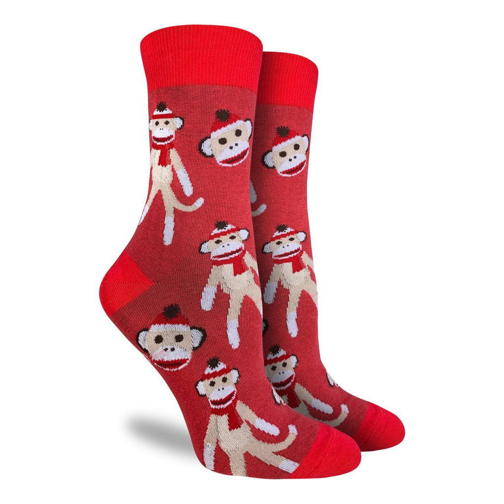 Women's Sock Monkeys Socks