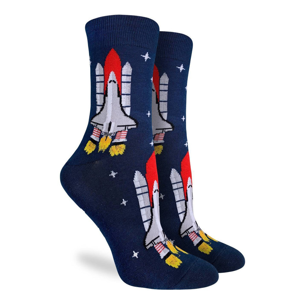 Women's Space Shuttle Socks