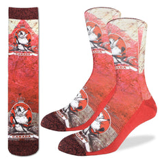 Men's Majestic Canadian Beaver Socks - Good Luck Sock