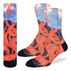 Men's Kraken Socks - Good Luck Sock