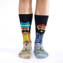 Men's Cheech & Chong - Good Luck Sock